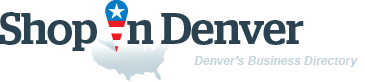 ShopInDenver. Business directory of Denver - logo